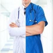 پارچه لباس پزشکی